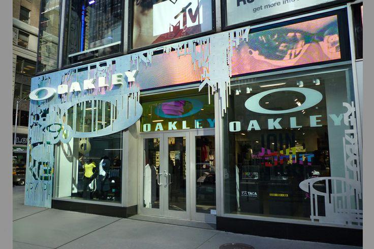 Lunette Oakley New York