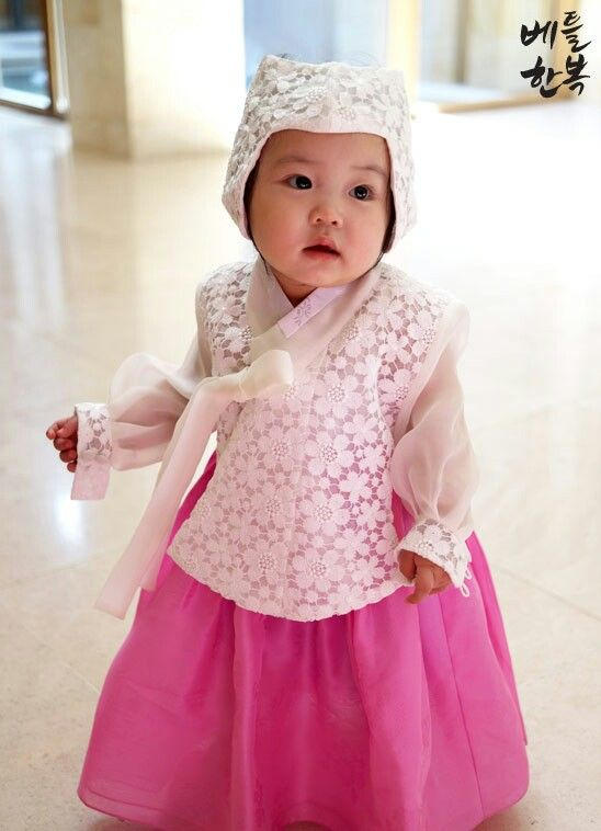 .#Baby / korean traditional costume / HANBOK / 아기 한복.