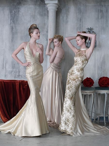 222 best UNIQUE WEDDING GOWNS images on Pinterest Wedding