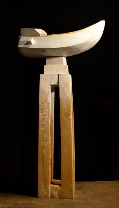 Hiroyuki Kato ~ Wood Sculpture 2013