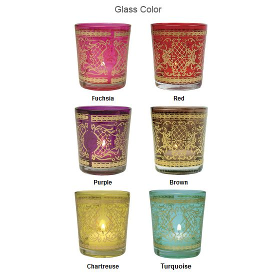 images moroccan candle holders - Google Search