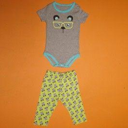 Pijama Urso Baby