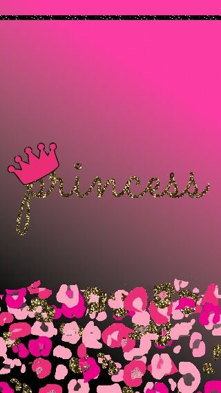1688 best images about iphone wallpapers on pinterest for Pink princess wallpaper