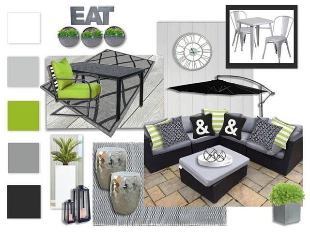 Bacon Bits Is Turning The Room Co By Maja Interior Design Boards