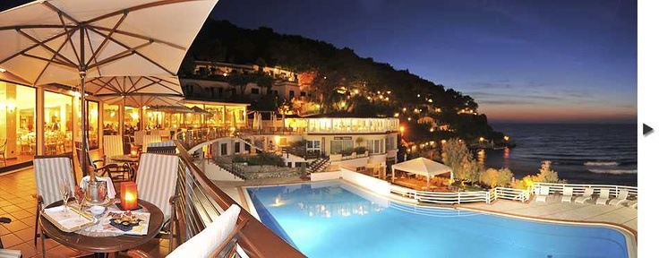 Hotel Hermitage - Isola d'Elba love this place