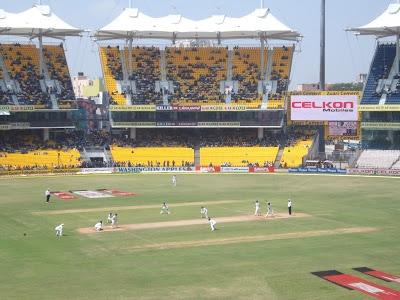 MA Chidambaram Stadium, Chepauk, Chennai Cricket In Chennai - http://jouljet.blogspot.com/2013/04/cricket-in-chennai.html