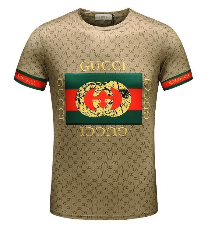 Pin By Boss Style Shop On Tisort Gucci T Shirt Mens Shirt Designs Versace Shirts