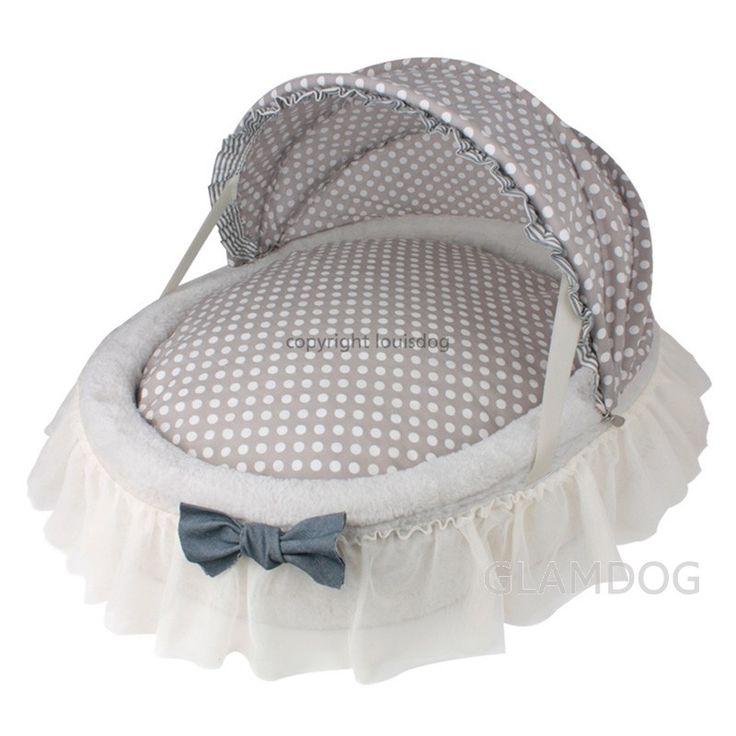 1408 LD Коляска для собак ГОРОШЕК бежевая - в интернет магазине одежды для собак…