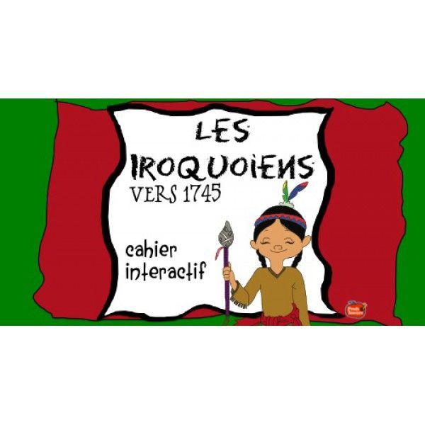 Les Iroquoiens vers 1745