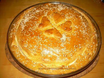 Κρήτη:γαστρονομικός περίπλους: Κρεατότουρτα (χανιώτικη πασχαλινή κρεατόπιτα)