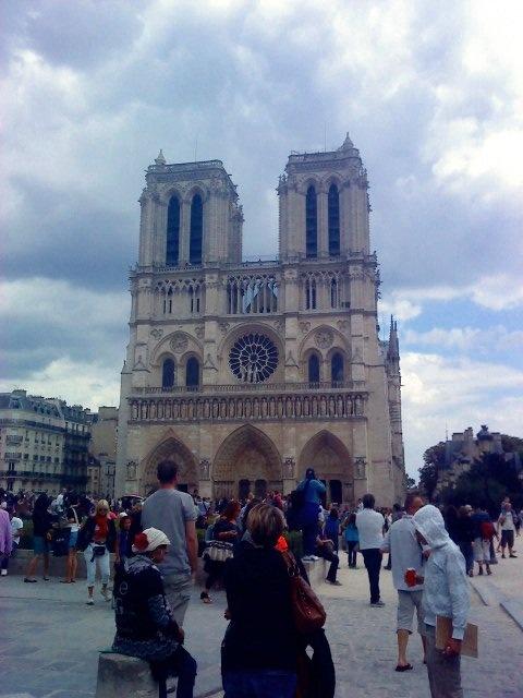 Cathédrale de Notre-Dame, Paris