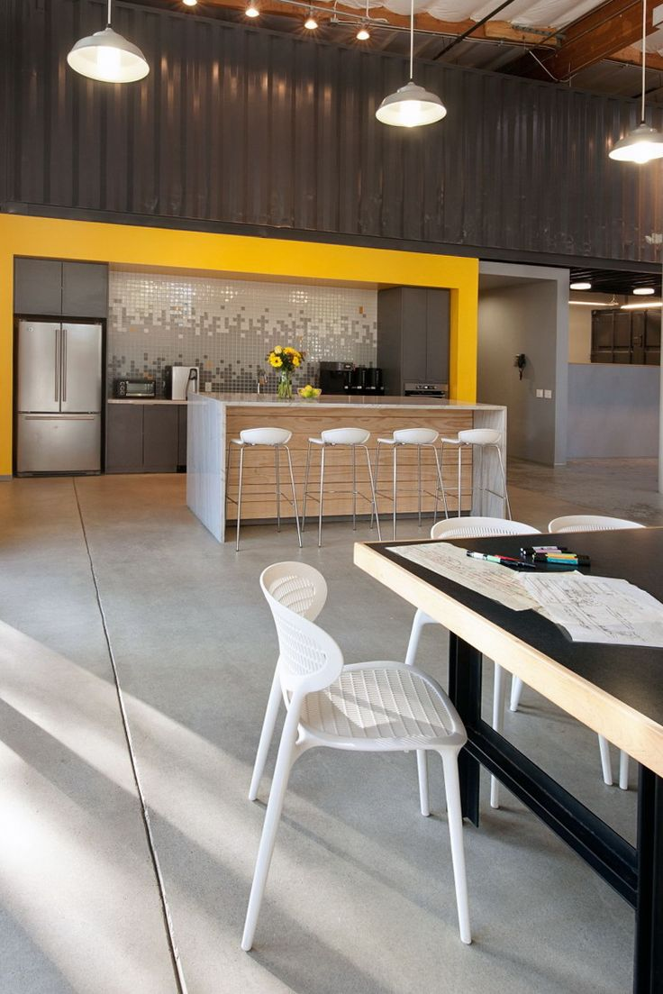 Modern Workplace Space In California - http://www.decoradvisor.net/architecture/modern-workplace-space-in-california/