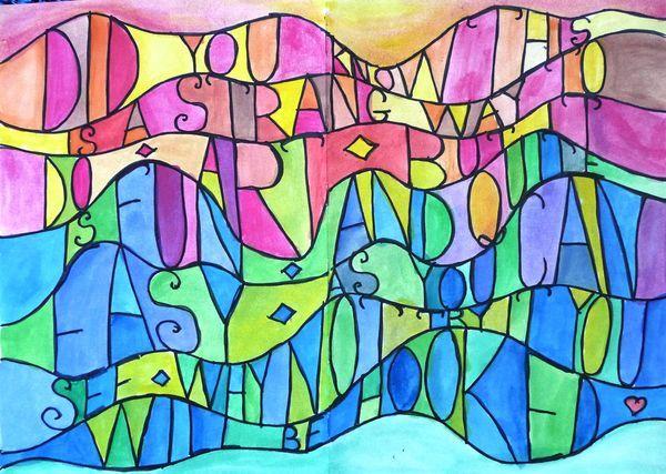 Die Besten 25+ 7. Klasse Kunst Ideen Auf Pinterest
