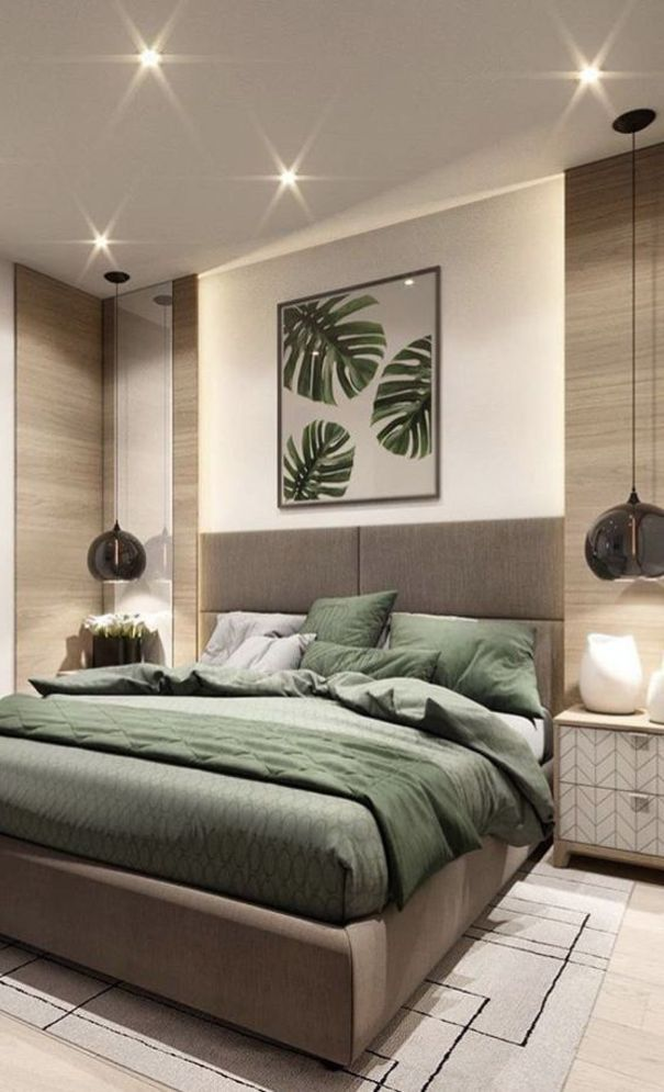 New Trend And Modern Bedroom Design Ideas For 2020 Part 3 Contemporary Bedroom Design Bedroom Layouts Luxury Bedroom Furniture