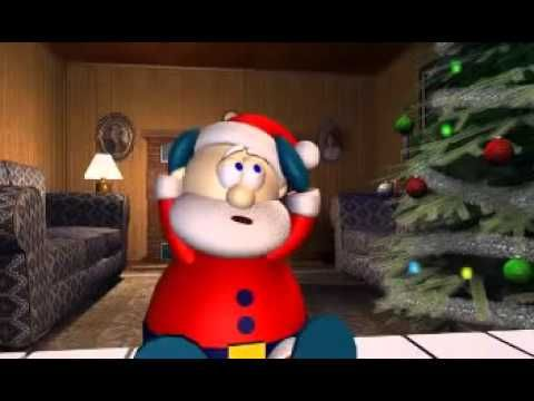 Follow Father Christmas on his quest for cookies in this quirky animation short from www.OrnamentsTheMovie.com.