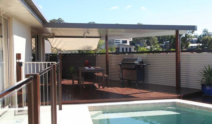 Image from http://www.qldroofing.com.au/home/wp-content/uploads/2012/10/QRM_Queensland_Roofing_Materials_SolarSpan_Attached_Skillion_Patio.jpg.