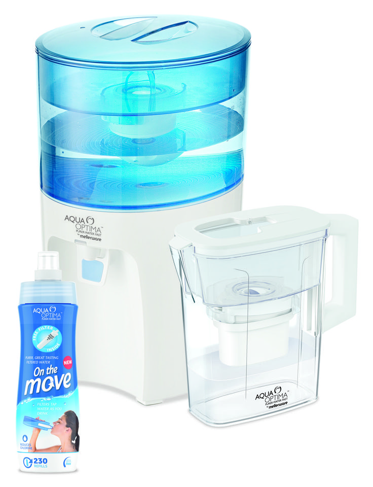 Water Pack with 5 Step Filter  http://www.aqua-optima.co.za/products/water-pack-with-5-step-filter-awp001