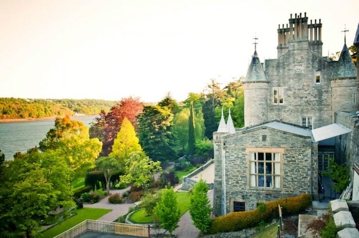 Plas Rhianfa wedding venue in Beaumaris, (nr Bangor, Angelsey), Gwynedd