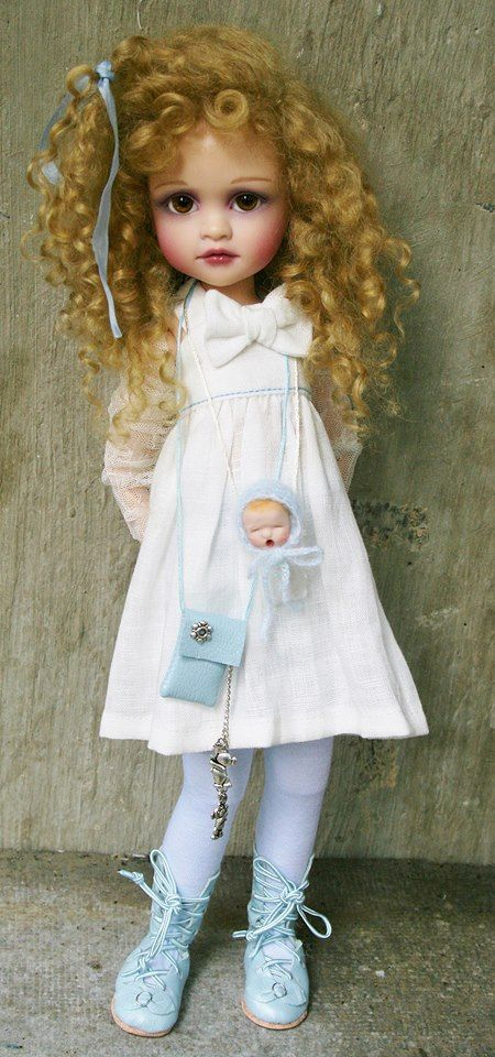 BJD -Lorella Falconi Dolls-I have this one!