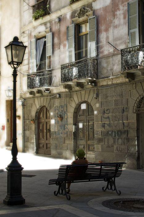 bluepueblo: Shade, Cagliari, Sardinia, Italy photo via hikenow
