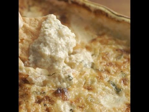 Baked Hot Crab Dip Recipe that's Hot n' Cheesy