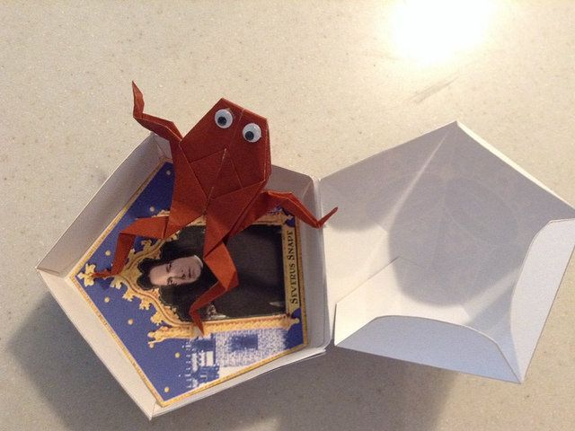 Harry Potter Origami Hippogriff Origami Tutorial Lets Make It