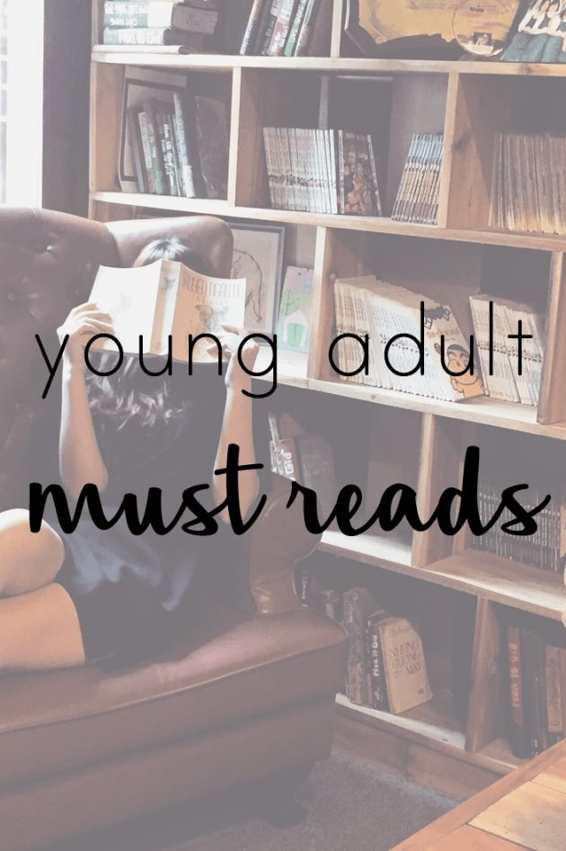 Young adult must reads. These young adult book recs are perfect for all ages!