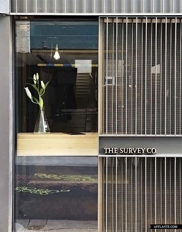 The survey co restaurant in brisbane richards spence