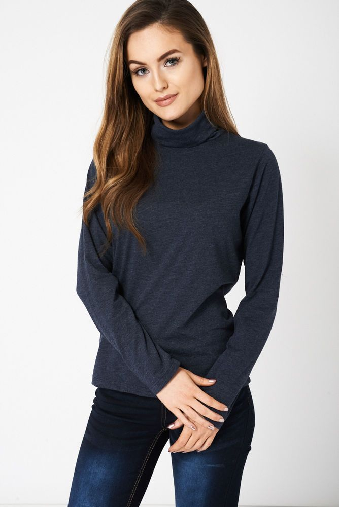 ROLL NECK TOP/POLO NECK SWEATER This ones in the sale!!