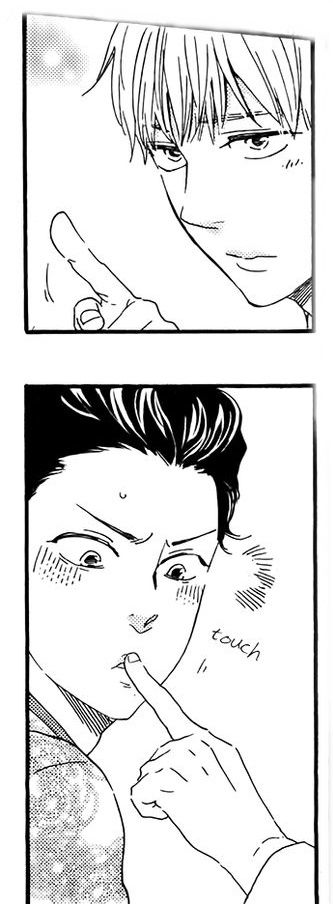 Aki x Tomoharu <3 Gotouda Aki x Ueda Tomoharu ❤️ Honto Yajuu #HontoYajuu #GotoudaAki #UedaTomoharu #Tomoharu #Aki #Yaoi #YamamotoKotetsuko ❤️