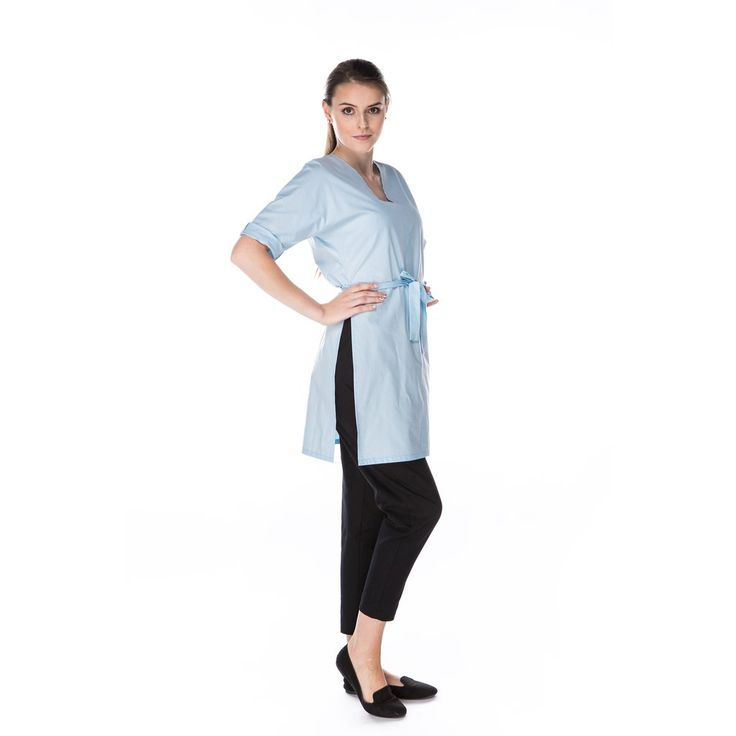 Reversible tunic dress - 100% GOTS certified organic cotton