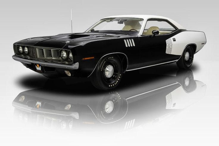 Plymouth Barracuda 1971!  Whether you're interested in restoring an old classic car or you just need to get your family's reliable transportation looking good after an accident, B & B Collision Corp in Royal Oak, MI is the company for you!  Call (248) 543-2929 or visit our website www.bandbcollision.com for more information!