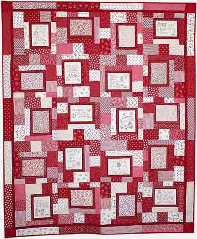 12 best quilts redwork or other color images on Pinterest ... : hand embroidery patterns for quilts - Adamdwight.com