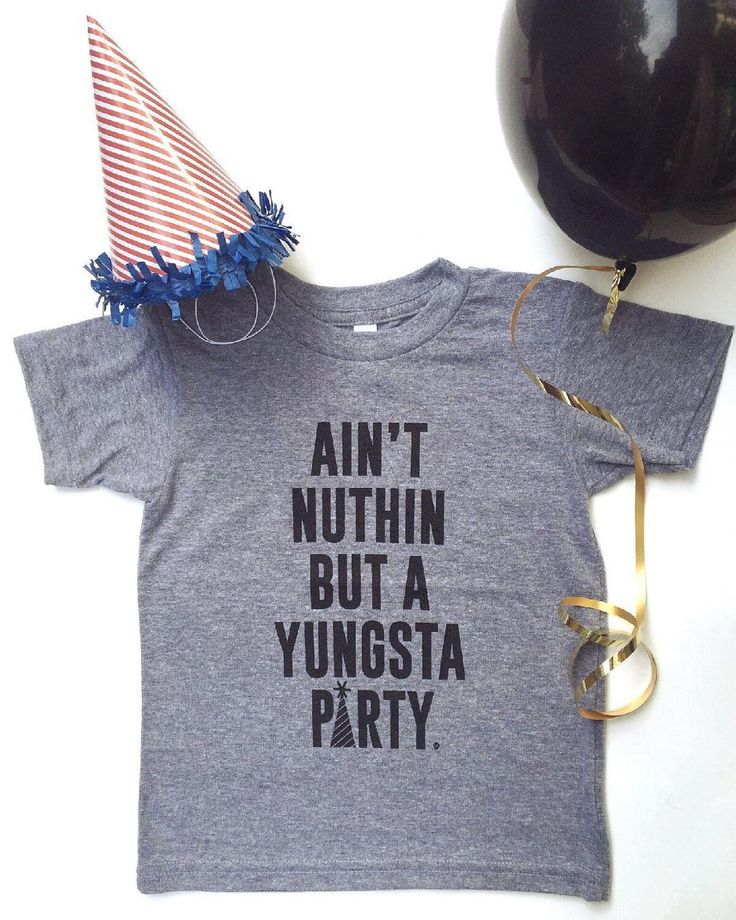 """""""They're really isn't any other kind of party, right? // Another tee added to the Birthday Suit collection and is ready to ship! #perfectlybaked…"""""""