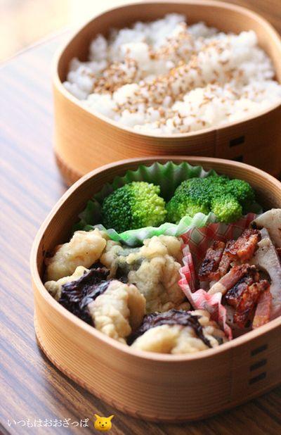 京都と言えば、、ハモのちょっと変わった天ぷら弁当(作り方レシピ付 ...