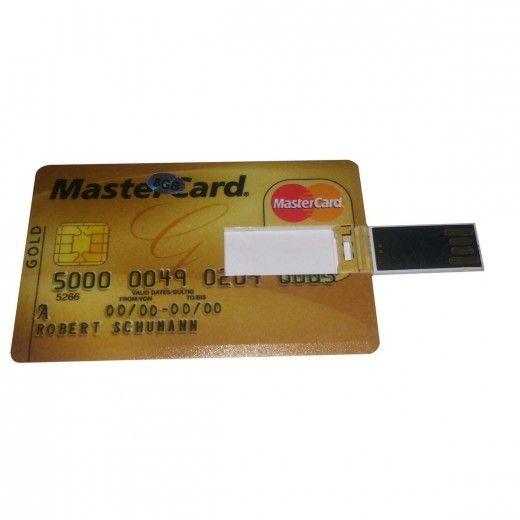 MasterCard 8 GB USB