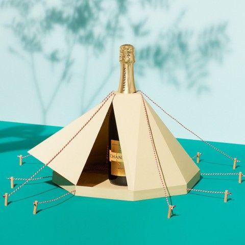 REVERBERE , papercraft, tent