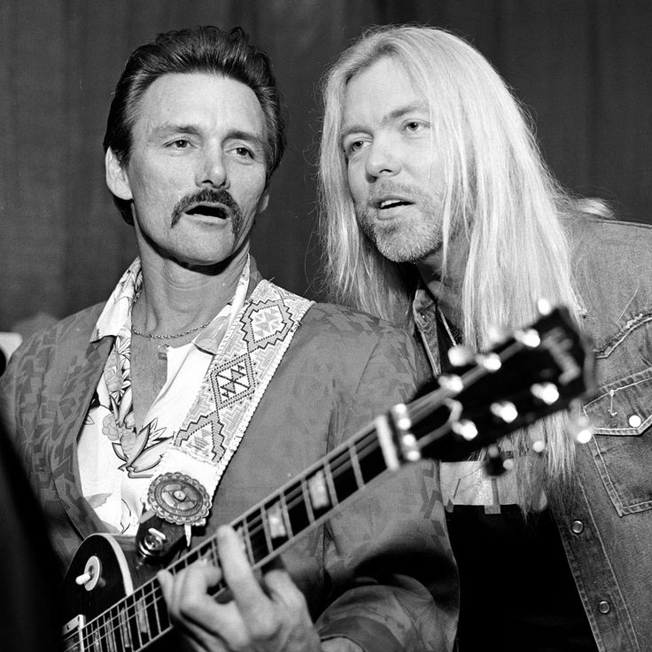 Allman Brothers Band | Dickey & Gregg -- KirkWestPhotography