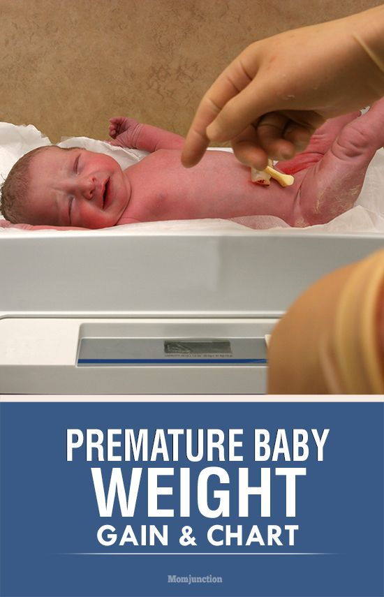 Has your baby been born earlier than the due date & is now a premature baby? Are you worried about your premature baby weight and the general weight gain that should be