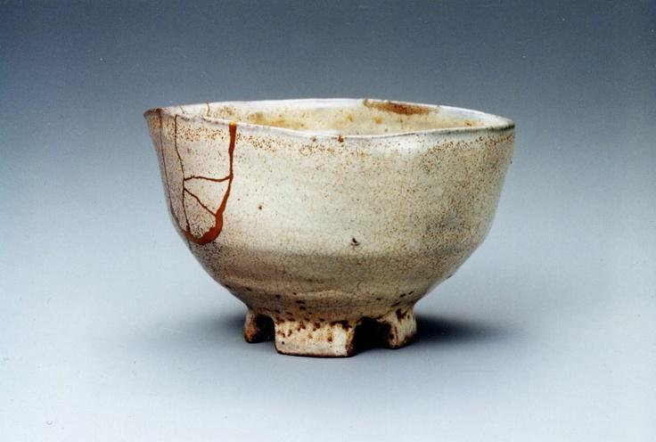 Hagi teabowl, 17th century, Japan