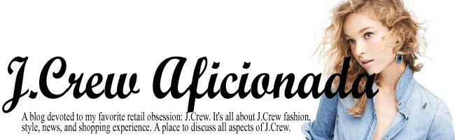 J.Crew Aficionada - Laundry tips for JCrew products