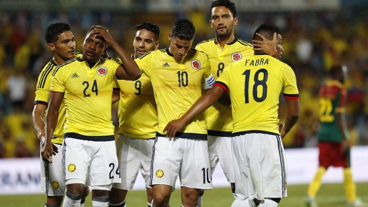 Colombia cae al octavo puesto del ranking FIFA tras 15 meses https://colombia.as.com/colombia/2017/07/06/futbol/1499344380_853673.html?utm_campaign=crowdfire&utm_content=crowdfire&utm_medium=social&utm_source=pinterest   #AlquilerdeFincasenelEjeCafetero #AlquilerDeApartamentosCartagena #AlquilerDeFincasEnMelgar #AlquilerDeFincasEnGirardot #AlquilerDeFincasEnCalima #FincasDeTurismo #HotelesEnMelgar #PaquetesTuristicos