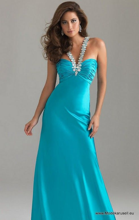 db06e044fa8701 Versandhaus Online Kleid Abendkleid | Abendkleider Blau ...