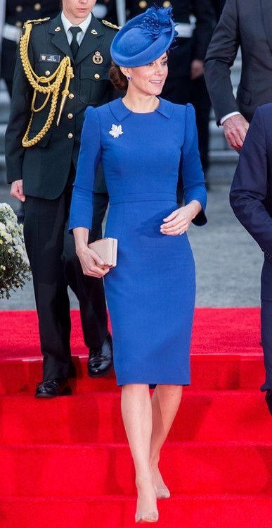 The Cost of Being Kate Middleton: All the Details on Everything the Duchess Is Wearing in Canada | E! Online Mobile