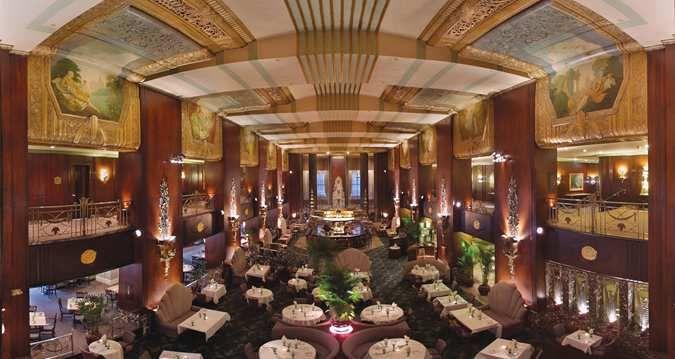 Cincinnati Hotels Hilton Netherland Plaza Downtown Hotel