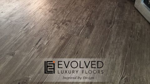 Illusions Loose Lay at Raw Energy, Coolangatta Gallery - Evolved Luxury Floors