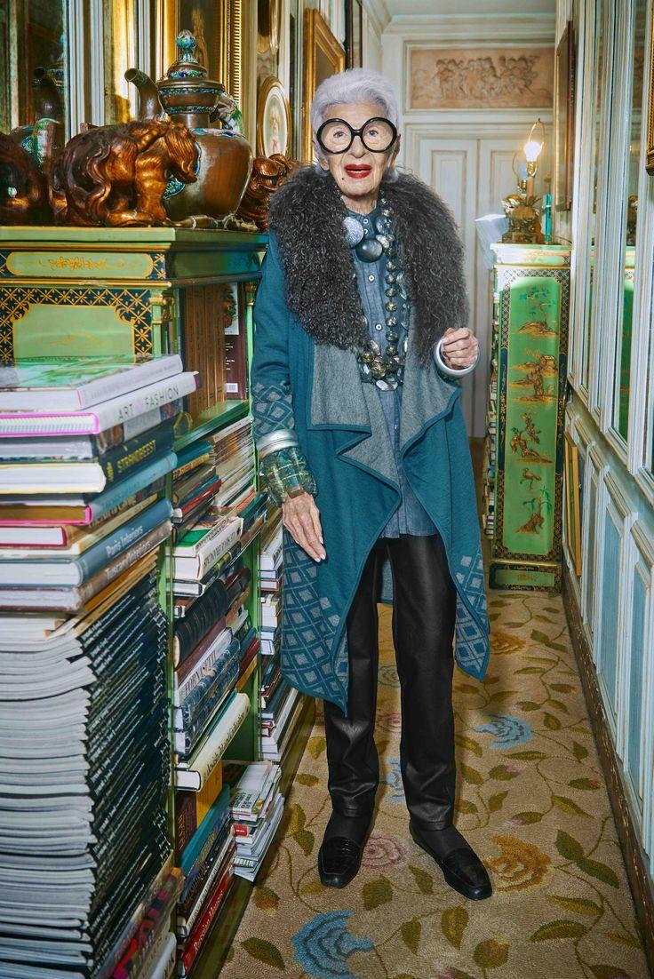 Daniela Federici | Iris Apfel | TOWNSEND/LONDON