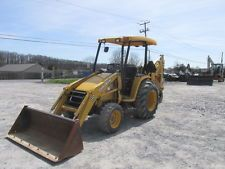 2007 John Deere 110 4x4 Compact Tractor Loader Backhoe!backhoe loader financing apply now www.bncfin.com/apply