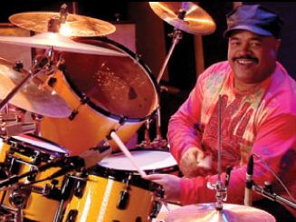 Dennis Chambers: Santana Now: A Force Of Nature