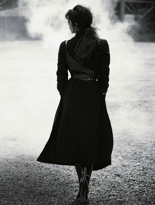 Victoria Beckham for Vogue Germany 2015  Photographer: BOO GEORGE